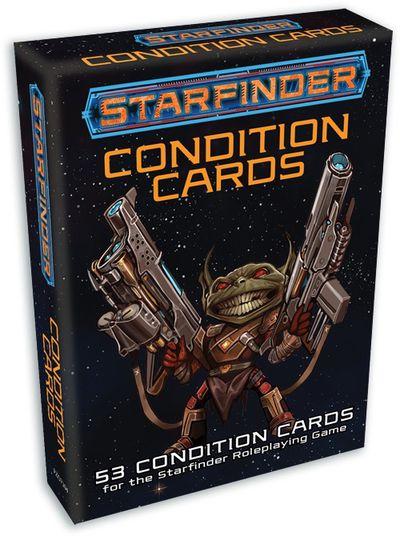 Starfinder Condition Cards