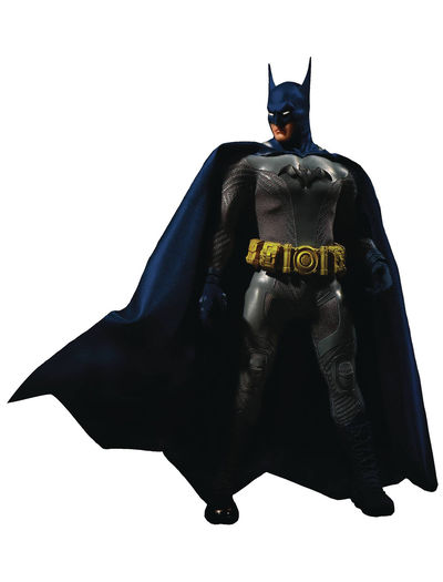 One-12 Collective Previews Exclusive Ascending Knight Batman Action Figure JUL178556J