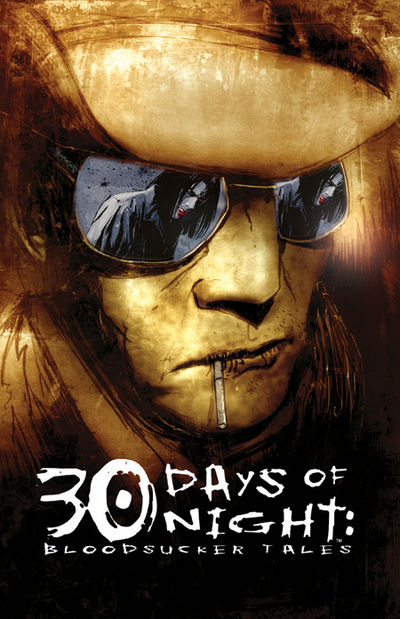 30 Days Of Night Bloodsucker Tales TPB - nick & dent