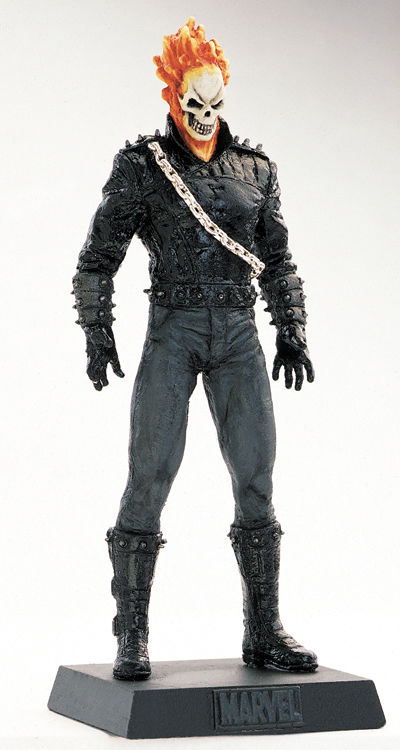 Classic Marvel Figure Coll Mag #22 Ghost Rider JUN074008H