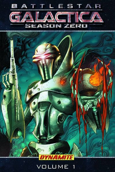 Battlestar Galactica Season Zero TPB Vol. 01 (Batista Cover)