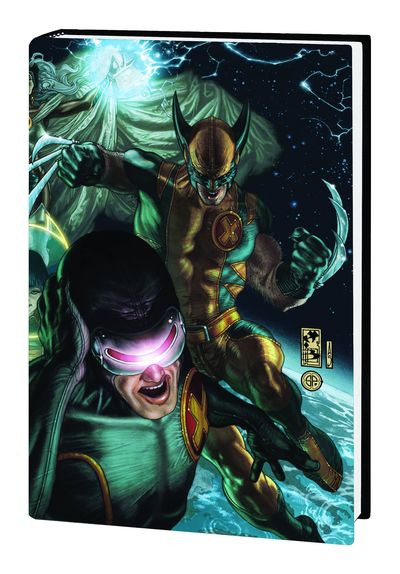 Astonishing X-Men Prem HC Ghost Box - nick & dent