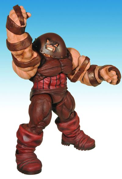 Marvel Select Juggernaut Action Figure JUN101512I