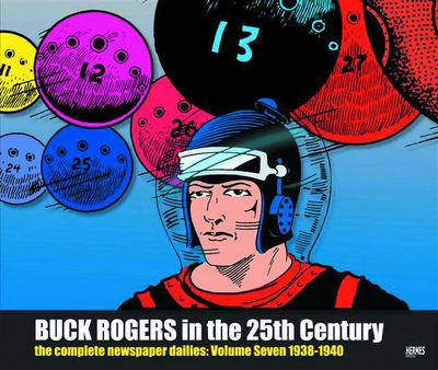 Buck Rogers In 25th Century Dailies HC Vol. 07 JUN121173F