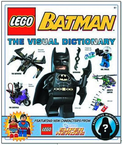 Lego Batman Visual Dictionary HC JUN121846H