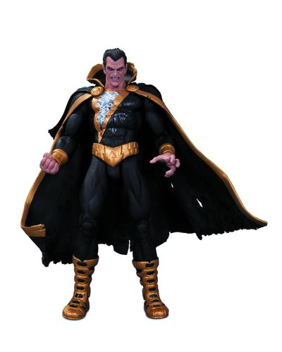 DC Comics Super Villains Black Adam Action Figure JUN130311Y