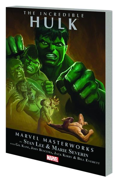 Marvel Masterworks Incredible Hulk TPB Vol. 03 JUN130670D
