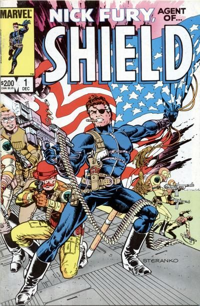 Shield By Steranko TPB Complete Collection JUN130691D