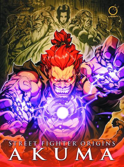 Street Fighter Origins Akuma HC JUN131307F