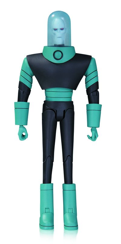 Batman Animated Series Mr Freeze Action Figure JUN140314Y