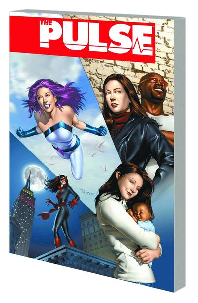 Jessica Jones Pulse Complete Collection TPB JUN140746D