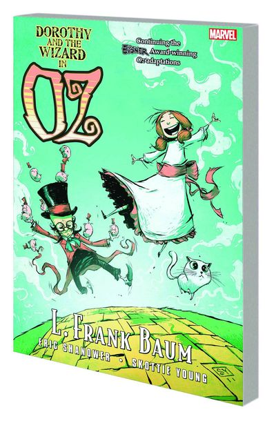 Oz Dorothy And Wizard In Oz TPB