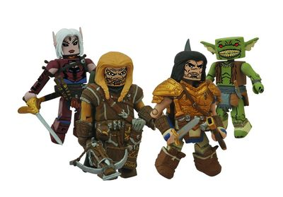 Pathfinder Minimates Box Set JUN142089U