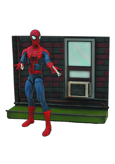 Marvel Amazing Spider-Man Action Figure with Base