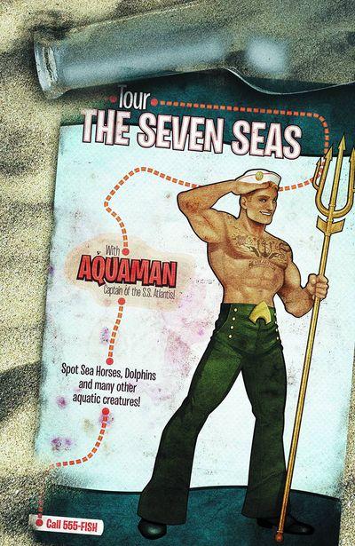 Aquaman - Bombshell Variant