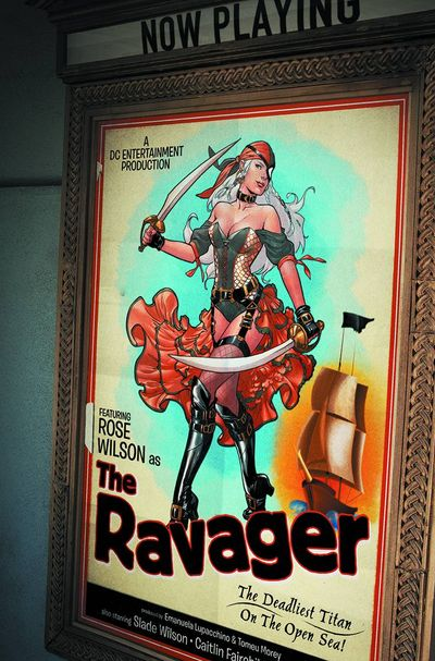 The Ravagers - Bombshell Variant