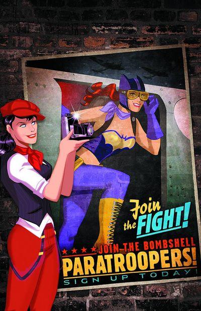 Batgirl - Bombshell Variant