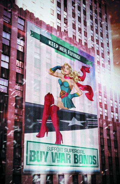 Supergirl - Bombshell Variant