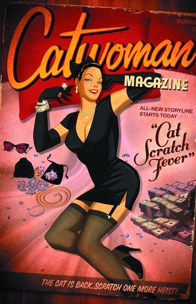 Catwoman - Bombshell Variant