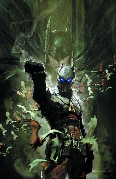 Batman Arkham Knight Genesis #1 (of 6)