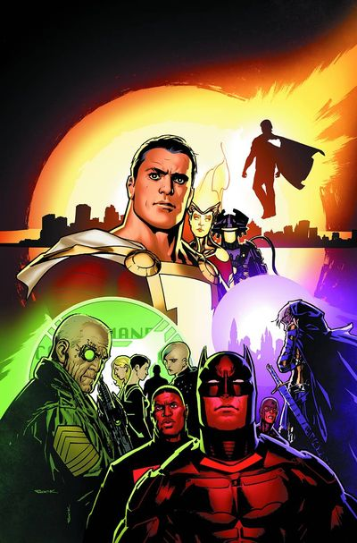 New 52 Futures End TPB Vol. 03 JUN150294D