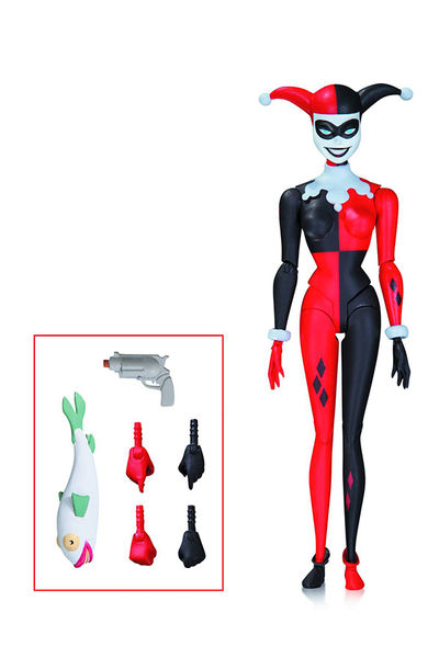 Batman Animated Series Harley Quinn Action Figure JUN150335Y