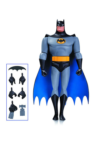 Batman Animated Series Batman Action Figure JUN150336Y