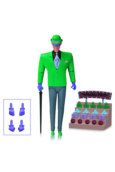 Batman Animated Series Riddler Action Figure JUN150338Y