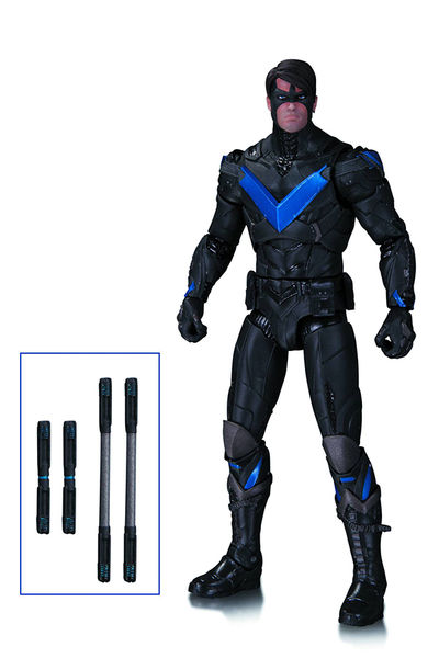 Batman Arkham Knight Nightwing Action Figure JUN150341Y