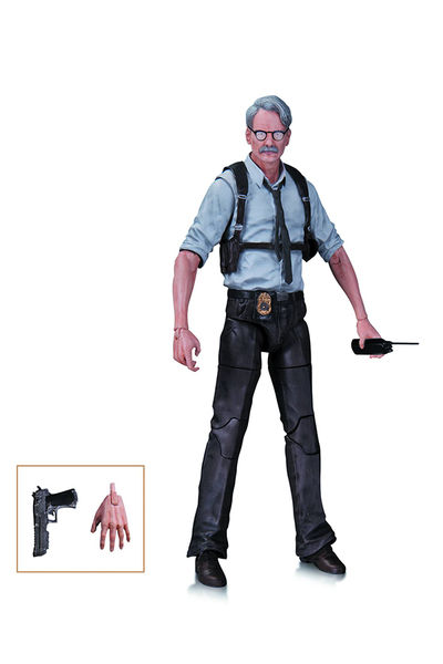 Batman Arkham Knight Commissioner Gordon Action Figure JUN150344Y