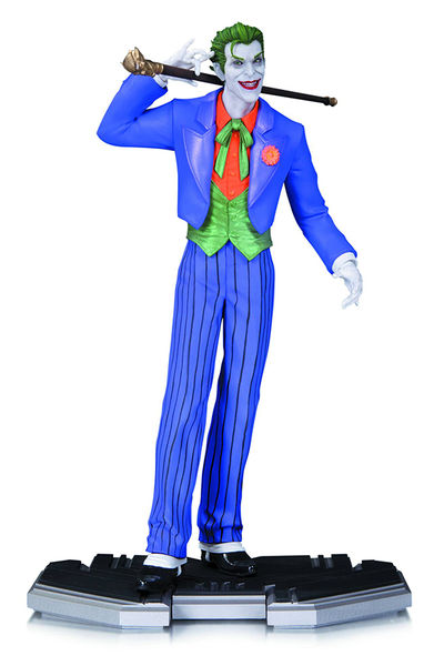 DC Comics Icons Joker Statue JUN150349X