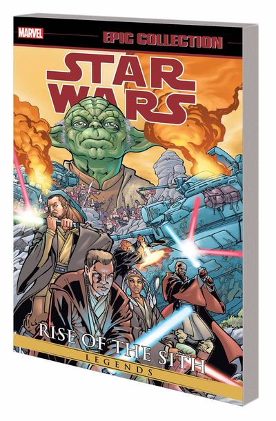 Star Wars Legends Epic Collection TPB Rise Of Sith Vol. 01 JUN150821D