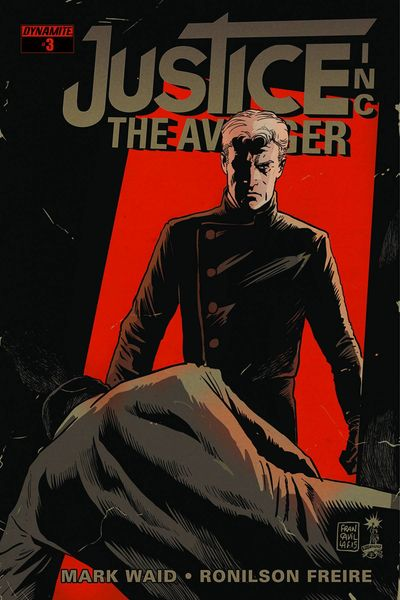 Justice Inc Avenger #3