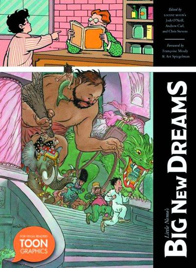 Little Nemo Big New Dreams HC
