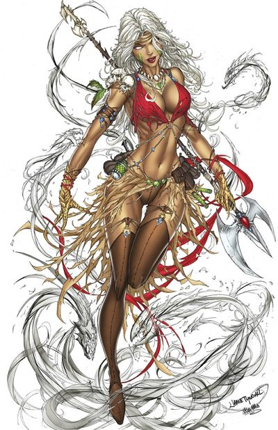 Grimm Fairy Tales Coven #2 (of 5) (Cover C - Tyndall)