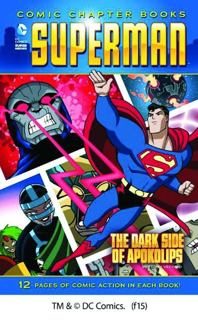 DC Super Heroes Superman Yr TPB Dark Side Of Apokolips JUN151732H