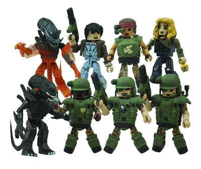 Aliens Minimates Series 2 Assortment JUN152094U