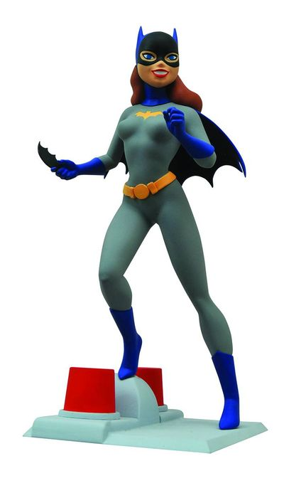 Femme Fatales Batman The Animated Series Batgirl Pvc Figure JUN152097U