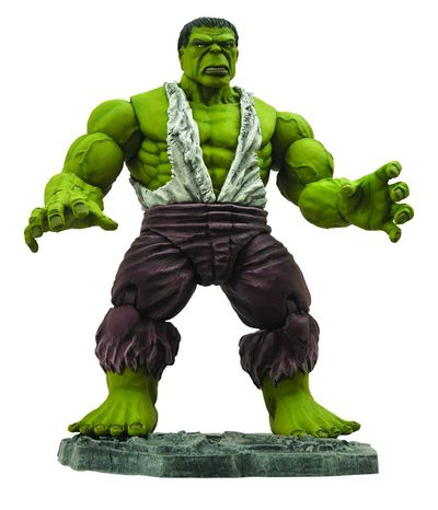 Marvel Select Savage Hulk Action Figure JUN152106I