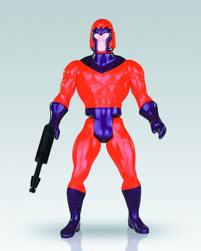 Marvel Secret Wars Magneto Jumbo Action Figure JUN152316I
