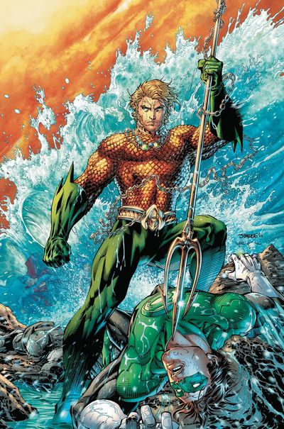 Aquaman A Celebration Of 75 Years HC JUN160329D