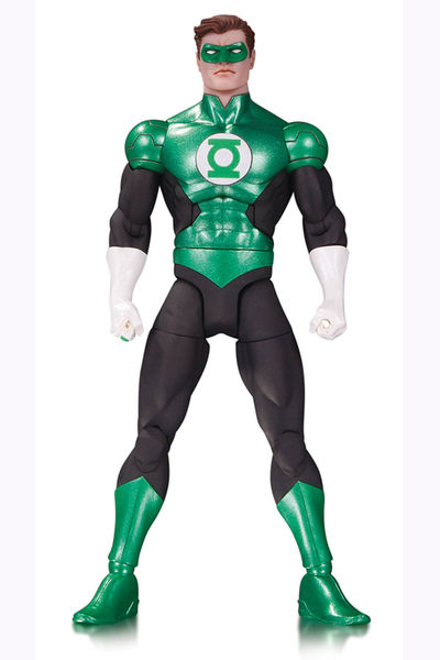 DC Comics Designer Series Capullo Green Lantern Action Figure JUN160391Y