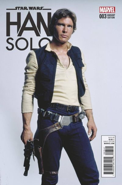 Star Wars Han Solo #3 (of 5) (Movie Variant Cover Edition)