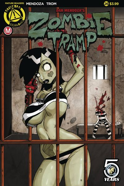 Zombie Tramp Ongoing #26