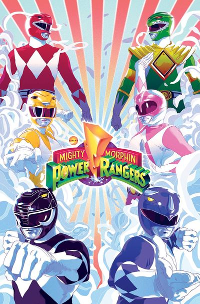 Mighty Morphin Power Rangers 2016 Annual #1