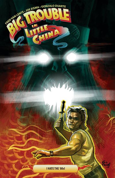 Big Trouble In Little China TPB Vol. 04 JUN161248E