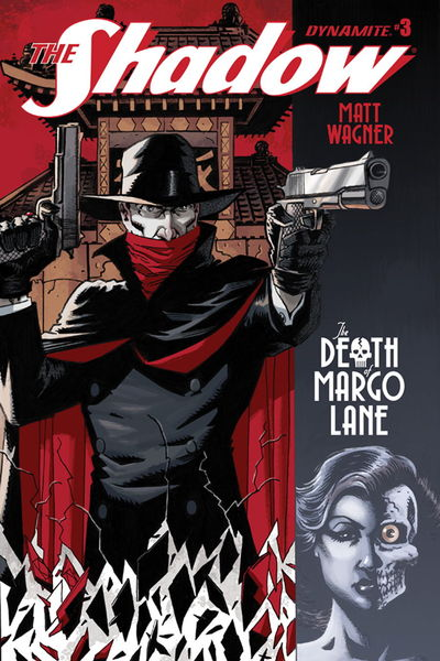 Shadow Death Of Margo Lane #3 (of 5)
