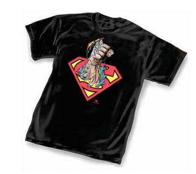 Image of Superman-doomsday-T-Shirt XXL