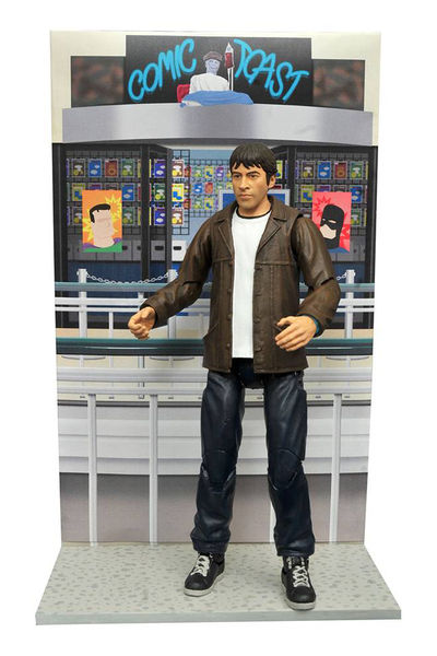 Mallrats Select Series 1 Brodie Figure JUN162387I