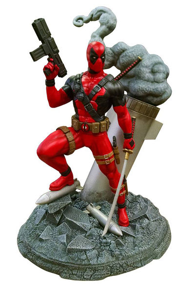 Marvel Deadpool Deluxe Model Kit JUN162393U